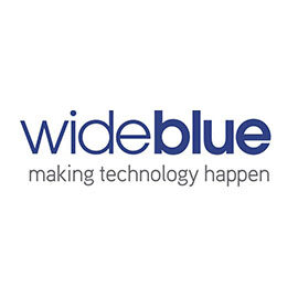 wideblue logo